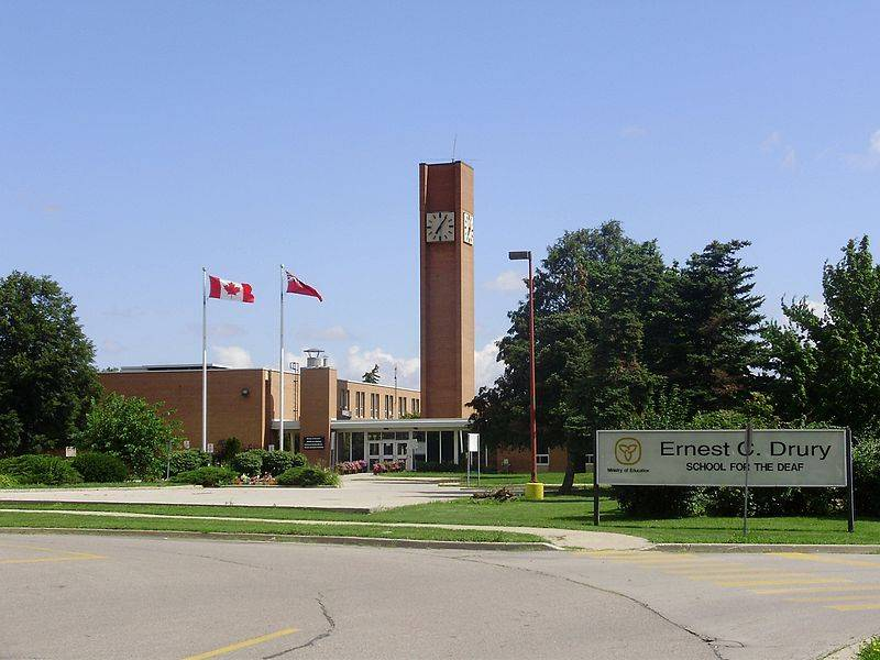 Education assistant at Milton School for the Deaf charged with sexual assault