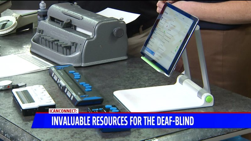 iCanConnect connecting the deaf-blind with life-enhancing equipment