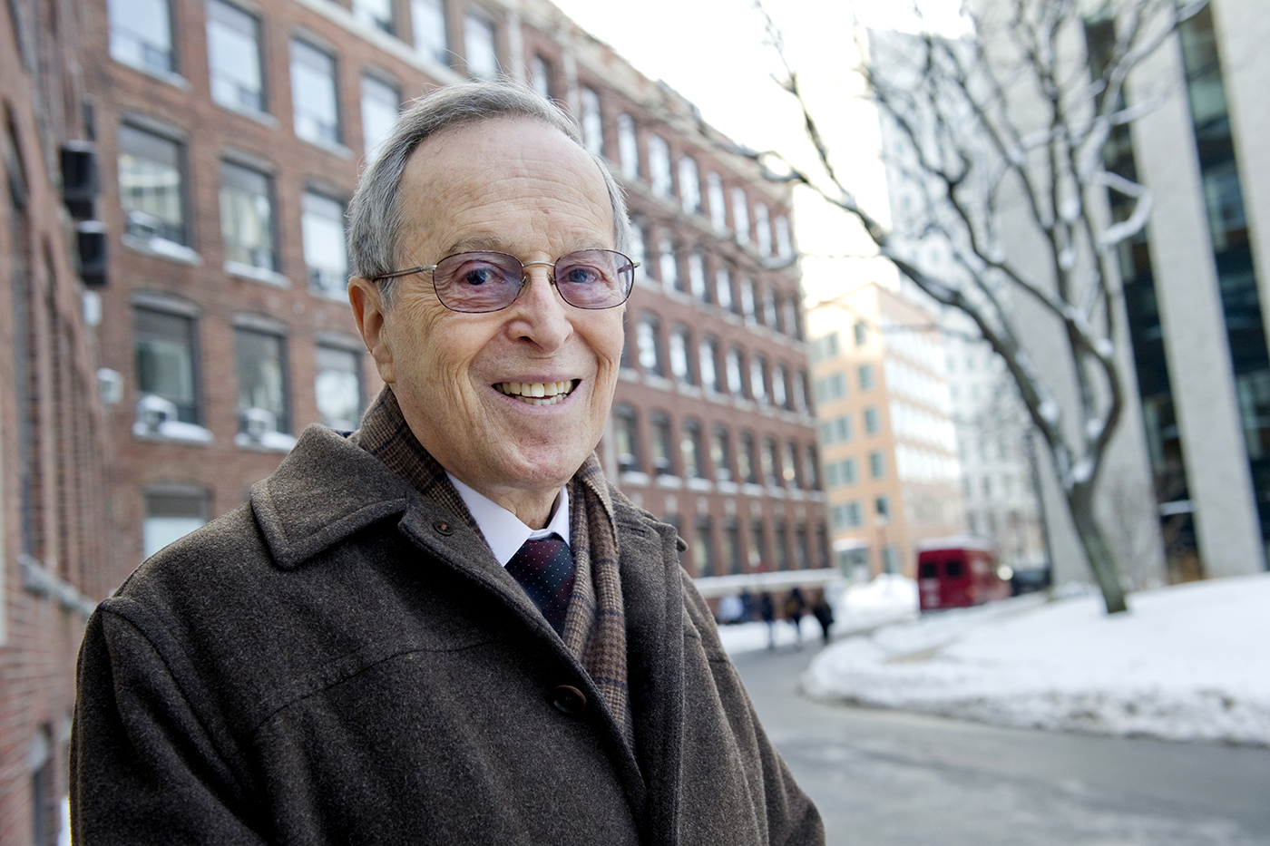 Remembering Harlan Lane, Northeastern professor and tireless advocate for the Deaf community
