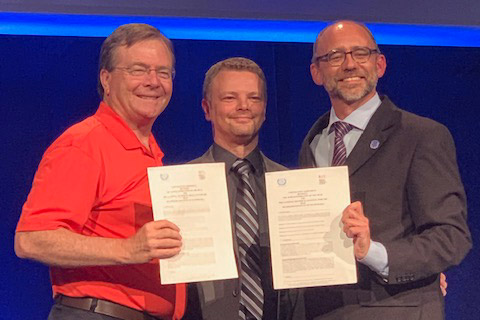 RIT/NTID, World Federation of the Deaf sign formal cooperation agreement