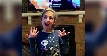 Seek the World: Savvy ASL: 8-Year-Old Deaf Performance Artist