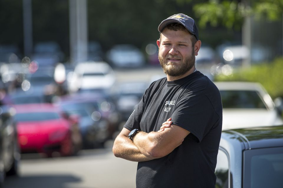 A 'Deaf Car Guy' with a driving passion