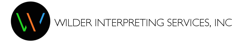 Wilder Interpreting Services