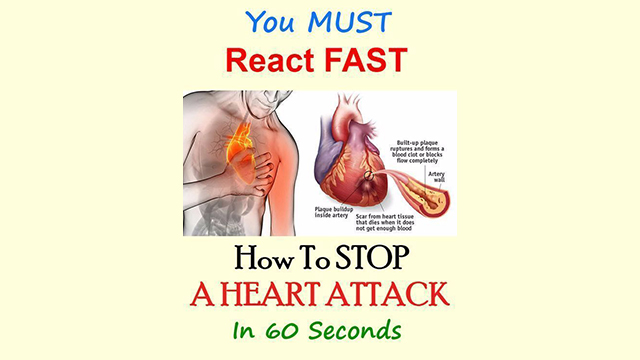 How to Stop a Heart Attack